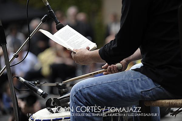 F14_HIRIART&PRUVOST (©Joan Cortès)_13jul14_24FJazz à Luz_Luz-Saint-Sauveur