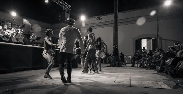 dancing ABB BOB SANDS