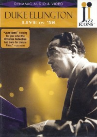 Duke Ellington_Live In 58_Jazz Icons_2007