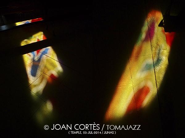 F03_Reflexes vitralls (©Joan Cortès)_23jul14_Jazz à Junas
