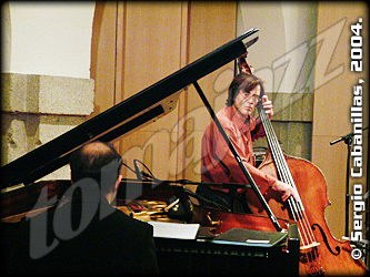 Ciclo Directo Jazz, Conde Duque, Madrid, 24/04/2004