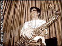 Juan Ramón Callejas © Sergio Cabanillas, 2004