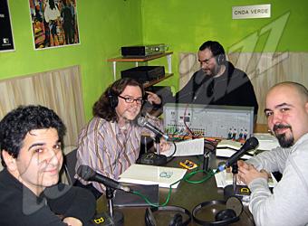 Roni Ben-Hur / Arturo Mora / Sergio Cabanillas / Hector García Roel © 2007 Haim Ben-Hur