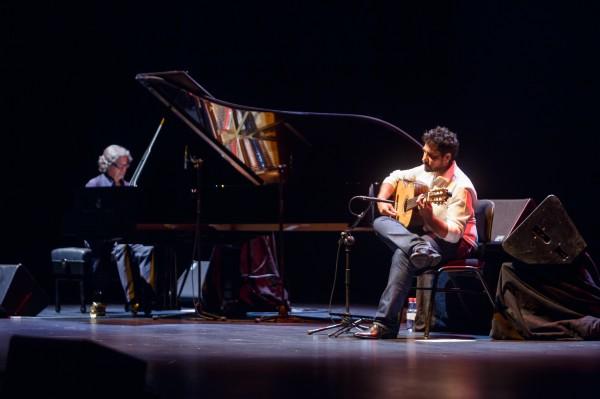 Chano Domínguez - Niño Josele © Baluarte-Iñaki Zaldúa, 2014