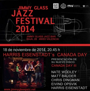 Jimmy Glass 2014-11-18 Harris Eisenstadt