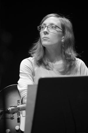 Mary Halvorson © Sergio Cabanillas, 2015
