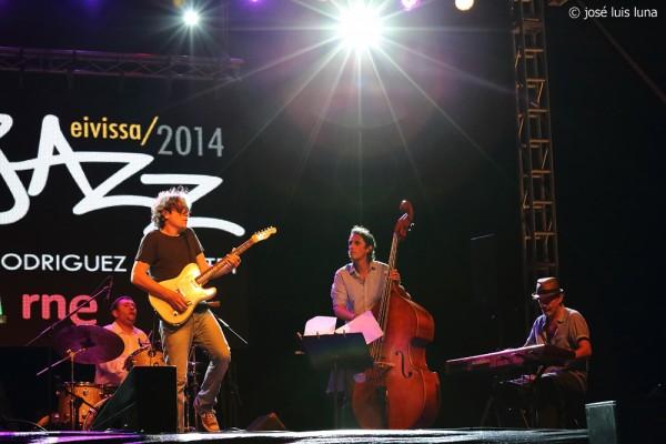 Norberto Rodríguez Quartet © José Luis Luna Rocafort