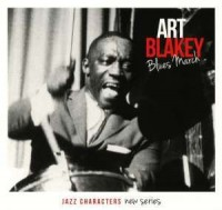 Art Blakey_Blues March_Jazz Characters New Series_3CD