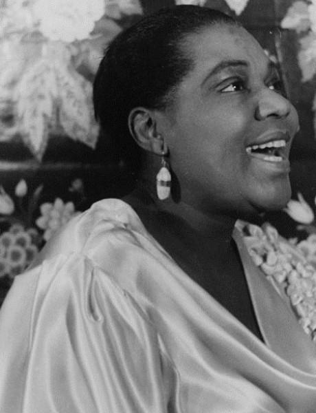 Bessie Smith by Carl Van Vetchen
