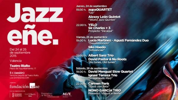 Jazzeñe 2015