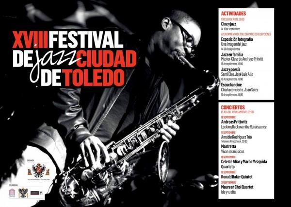 XVIII Festival Jazz Toledo