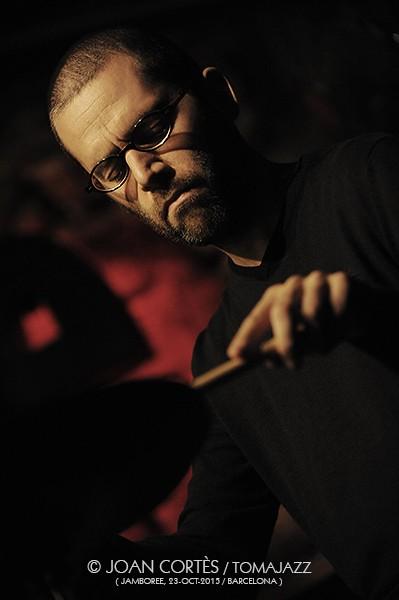 Ramon Prats. Pandora. Jamboree, Barcelona. 2015-10-23. © Joan Cortès, 2015