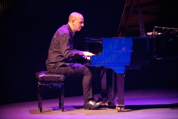 Agustí Fernández © Sergio Cabanillas, 2015