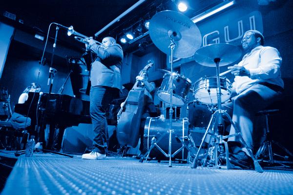 Jeremy Pelt Quartet © Sergio Cabanillas, 2015