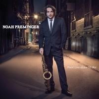 Noah Preminger_Pivot Live at the 55 bar_self released_2015