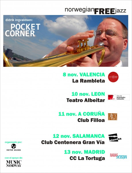 Pocket Corner - Cartel - Spanish Tour 2015