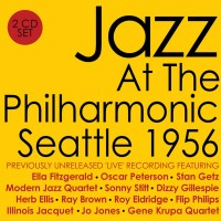 Jazz at the philarmonic Seattle 1956