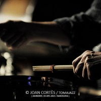 INSTANTZZ: Marc Miralta featuring Perico Sambeat & Jesse Van Ruller (Jamboree, Barcelona. 2015-12-03)