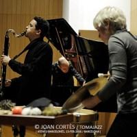 "INSTANTZZ: Fernández-Andorrà-Badenhorst / Cicle ""Música Improvisada"" (Ateneu Barcelonès, Barcelona. 2016-02-13)"