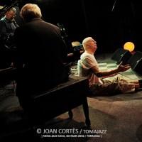 "INSTANTZZ: Franco D'Andrea ""Traditions Today"" feat. Han Bennink. 35è Festival Jazz Terrassa (Nova Jazz Cava, Terrassa. 2016-03-04)"