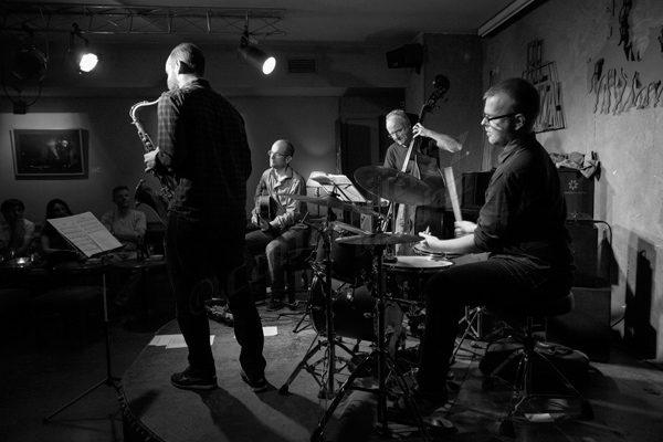 Feefifofum Quartet © Sergio Cabanillas, 2016