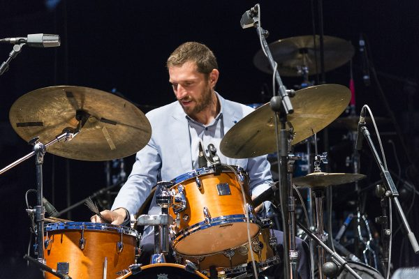 Concierto de Ignasi Terraza Cuarteto y Ronald Baker el día 8 de julio de 2016 en el XIX Festival Internacional de Jazz de San Javier