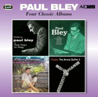 Paul Bley_Four Classic Albums_AvidJazz_2016
