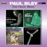 Paul Bley_Four Classic Albums_AvidJazz_2016
