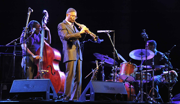 Kenny Garrett Quintet © Juan Jesús García
