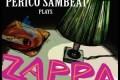 Perico Sambeat: Plays Zappa (Nuba records 2016) [CD]