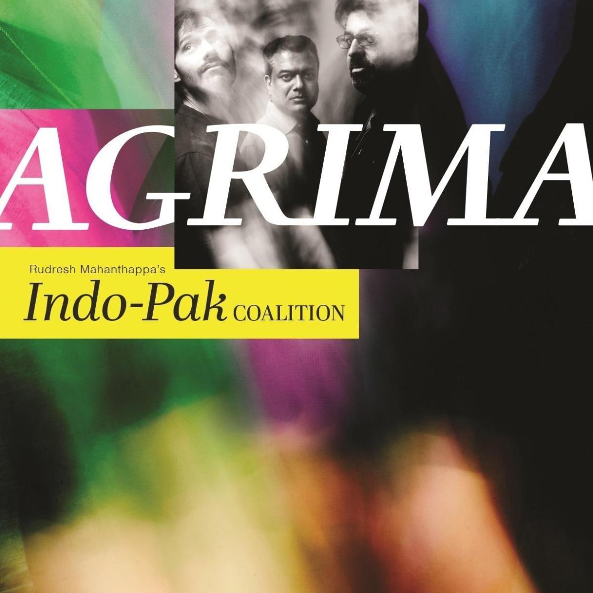 Rudresh Mahanthappa & Indo-Pak Coalition: Agrima (autoeditado, 2017) [Grabación]