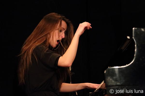 INSTANTZZ: Aga Derlak Trio (3º Alternatilla Jazz in Mallorca. 2018-12-02) [Galería fotográfica]