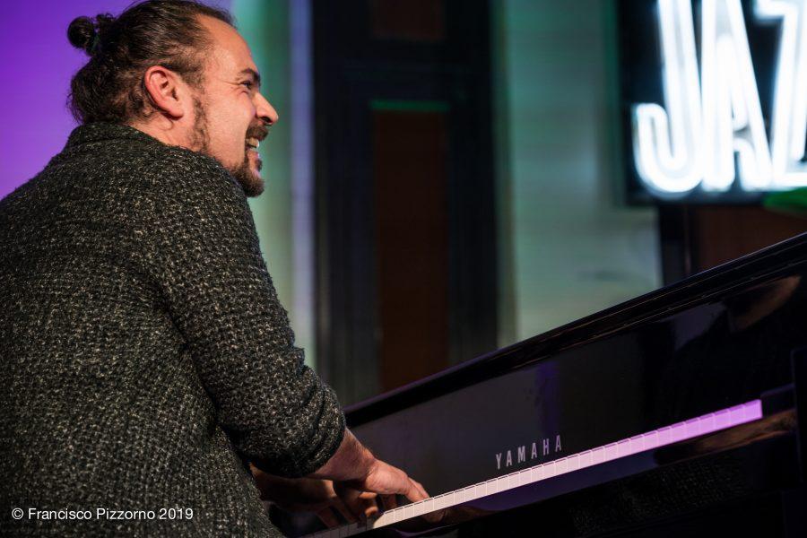 Abe Rábade Trío (JazzCírculo, Madrid. 2019-01-18) [Concierto]