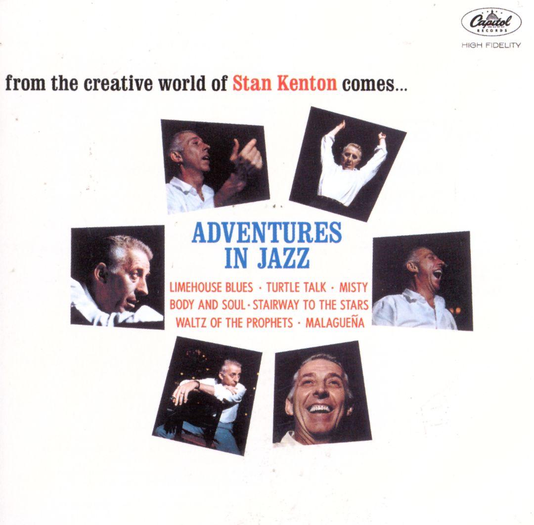 Stan Kenton (y II). La Odisea de la Música Afroamericana (176) [Podcast]