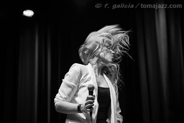 INSTANTZZ: Noa Lur (Jaca Club de Jazz, Huesca. 2019-03-16) [Galería fotográfica]
