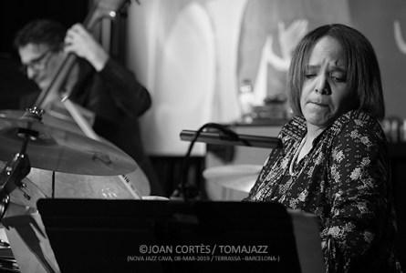 """Danilo Pérez-John Patitucci-Terri Lyne Carrington """"Children Of The Light"""" (38è Festival Jazz Terrassa, Terrassa. 2019-03-08) [Concierto]"""