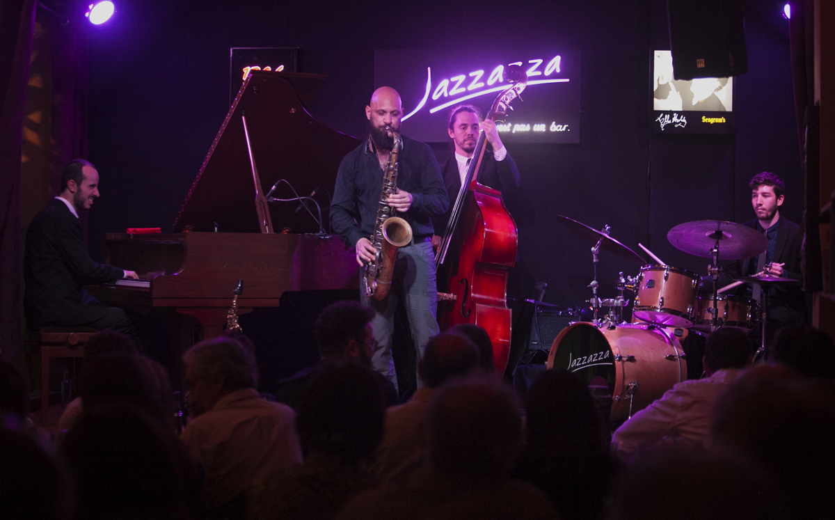 Eli Degibri Quartet (Jazzazza Jazz Club, Murcia. 2019-05-16) [Concierto]