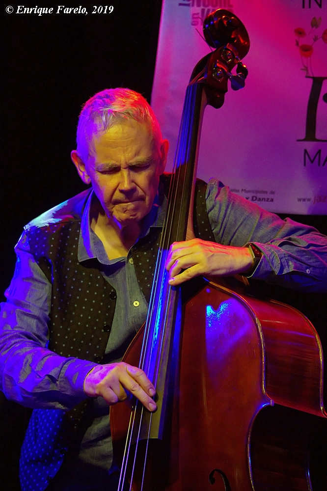 Baldo Martínez Cuarteto Europa (International Jazz Day Madrid. Bogui Jazz, Madrid 2019-05-02) [Concierto]