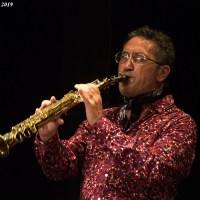 INSTANTZZ: Alone Swing Band (Escola de Música - Agrupación Musical de Guardamar del Segura, Guardamar del Segura, Alicante. 2019-07-12) [Galería fotográfica]