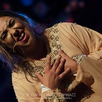 """INSTANTZZ: María Terremoto """"La huella de mi sentío"""" (Luz de Gas, Festival Ciutat Flamenco, Barcelona. 2019-05-30) [Galería fotográfica]"""
