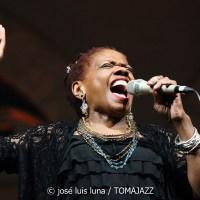 INSTANTZZ: Catherine Russell (25º Mallorca Jazz Sa Pobla. 2019-08-06) [Galería fotográfica]