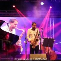 Eivissa Jazz 2019 (V): Claudio Jr. De Rosa Quartet / Stefano Bollani Napoli Trip (2019-09-07) [Festival]