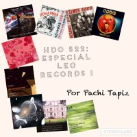 HDO 522. Leo Records... Simon Nabatov, The Last Taxi, Ensemble 5... [Podcast]