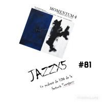 JazzX5#081. Ken Vandermark - Hamid Drake: ESS2A [Minipodcast]