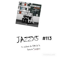 JazzX5#113. Bill Frisell: Hard Times [Minipodcast]