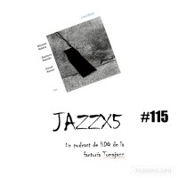 JazzX5#115. Michele Rabbia - Gianluca Petrella - Eivind Aarset: Lost River [Minipodcast]