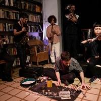 INSTANTZZ: Harri Sjöström-Misha Marks-Ramon Prats-Constanza Brncic-Andrés Corchero & Free Impro (MMI -Music & More Impro-, RAI Art, Barcelona. 2019-10-26) (III/IV)[Galería fotográfica]