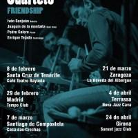 Iván Sanjuán Cuarteto: Gira GPS (febrero a abril 2020) [Noticias]