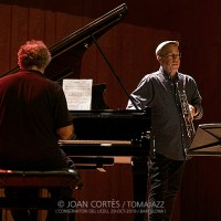 INSTANTZZ: Dave Douglas & Uri Cane (Conservatori del Liceu, Voll-Damm Barcelona Jazz Festival. 2019-10-29) [Galería fotográfica]