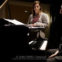 INSTANTZZ: Mayte Alguacil & Michael Kanan Trio -prueba de sonido más una- (30è Jazz Granollers Festival, Casino de Granollers – Club de Ritme, Granollers -Barcelona-.  2020-01-31) [Galería fotográfica] #YoMeQuedoEnCasa #IStayAtHome